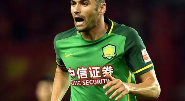 Burak Yılmaz, Çin'deki ikinci golünü attı