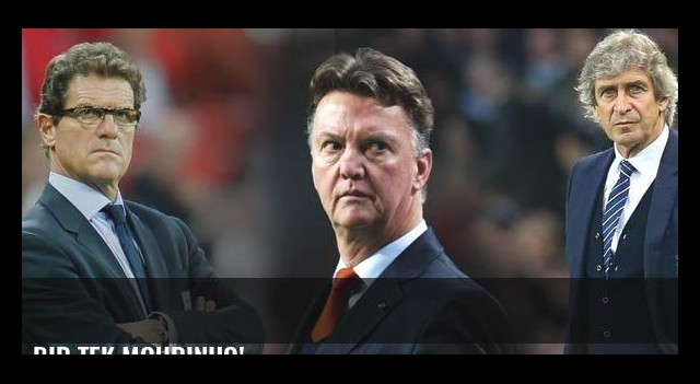 Bir tek Mourinho!
