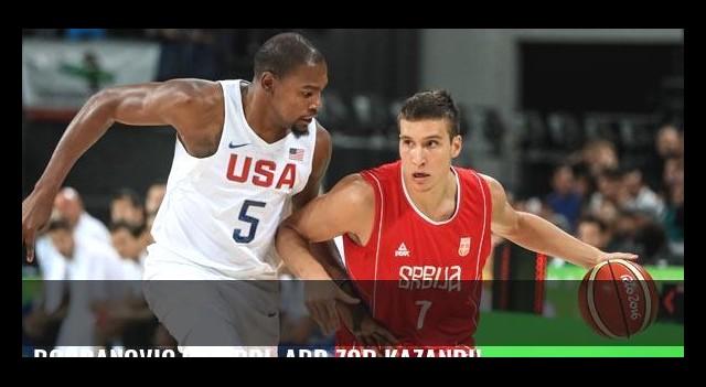 Bogdanovic kaçırdı, ABD zor kazandı!