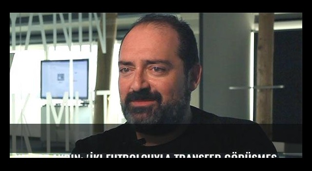Nevzat Aydın: 'İki futbolcuyla transfer görüşmesi yaptım'