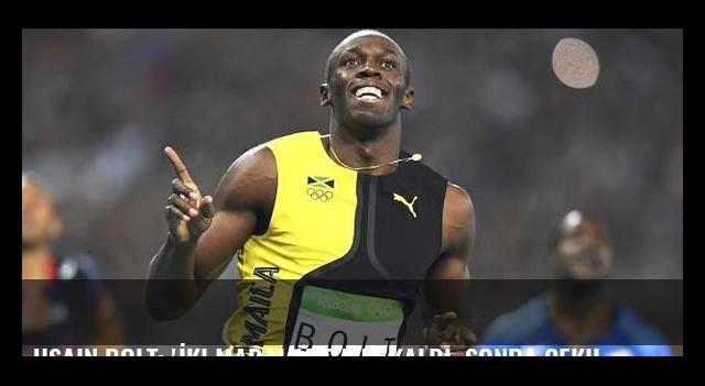 Usain Bolt: 'İki madalya daha kaldı. Sonra çekilebilirim'