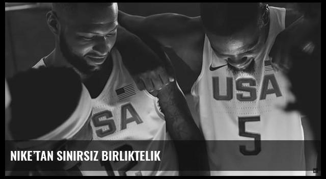 Nike'tan sınırsız birliktelik