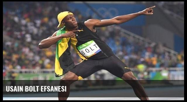 Usain Bolt efsanesi