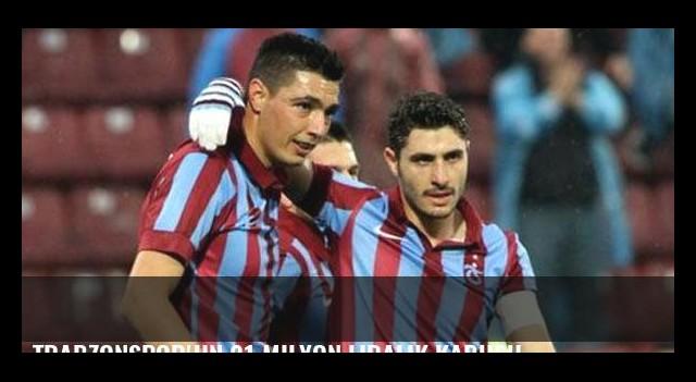 Trabzonspor'un 21 milyon liralık kabusu