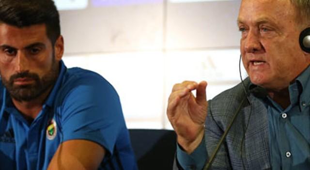 Advocaat ve Volkan Demirel'den Grasshoppers maçı öncesi basın toplantısı!