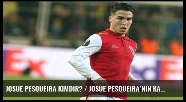 Josue Pesqueira kimdir? / Josue Pesqueira'nın kariyeri