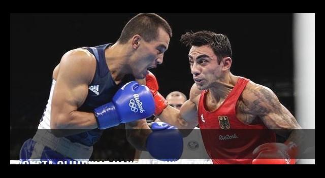 Boksta olimpiyat hakemlerine tepki