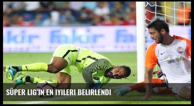 Süper Lig'in en iyileri belirlendi
