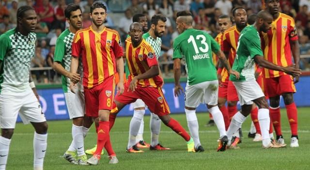 Kayserispor 0-2 Akhisar Belediyespor