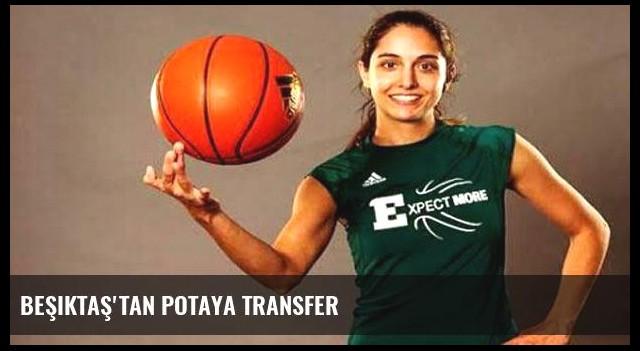 Beşiktaş'tan potaya transfer