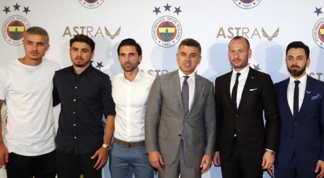Fenerbahçe'ye bir sponsor daha!