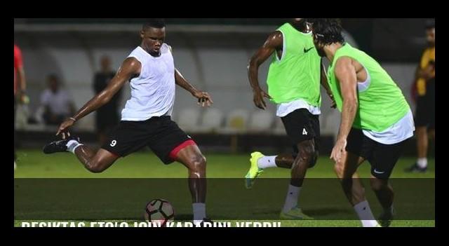 Beşiktaş Eto'o için kararını verdi!