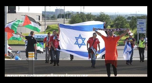 Devler Ligi'nde gözler İsrail'de