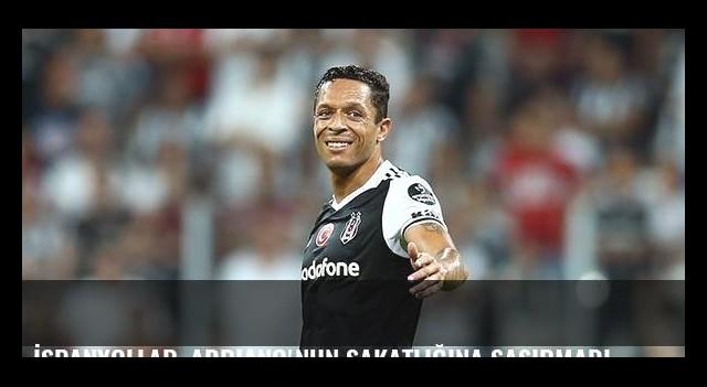 İspanyollar, Adriano'nun sakatlığına şaşırmadı