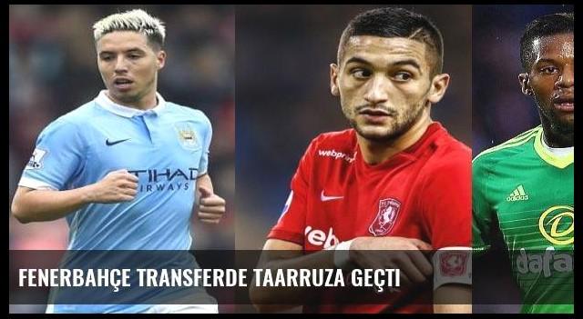 Fenerbahçe transferde taarruza geçti