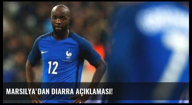 Marsilya'dan Diarra açıklaması!