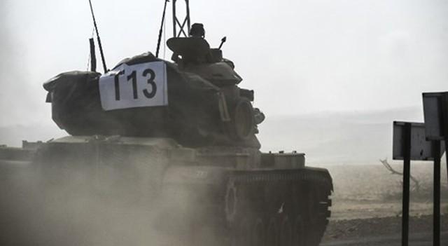 Türkiye'nin Cerablus operasyonuna Suriye'den ilk tepki