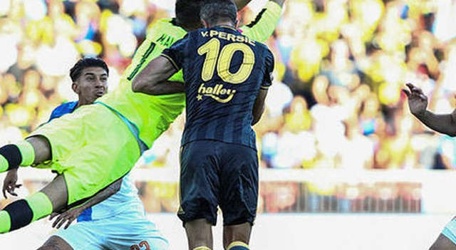 Fenerbahçe'nin hocası Advocaat'ın ilkleri!