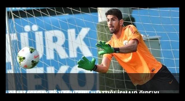Galatasaray sözleşmesini uzattığı İsmaip Çipe'yi kiraladı