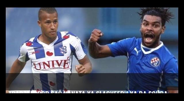 Trabzonspor sağ kanata ya Slagveer'i ya da Soudani'yi transfer edecek