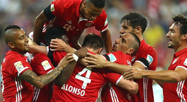 Bayern Münih'den gollü başlangıç