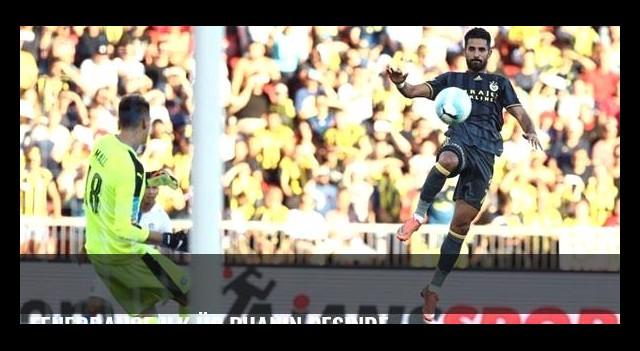 Fenerbahçe ilk üç puanın peşinde