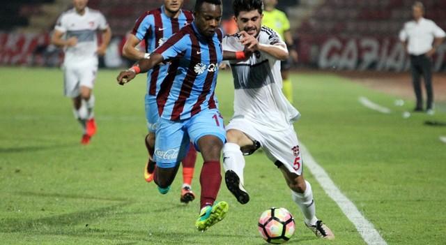 Gaziantepspor 1-0 Trabzonspor |Süper Lig Maç Sonucu