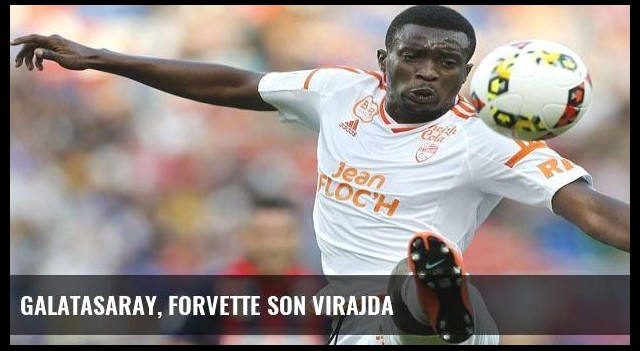 Galatasaray, forvette son virajda