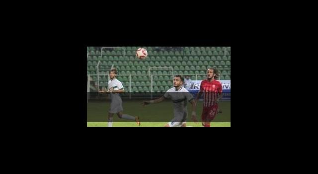 Giresunspor - Balıkesirspor: 1-0