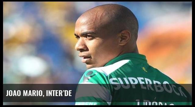 Joao Mario, Inter'de