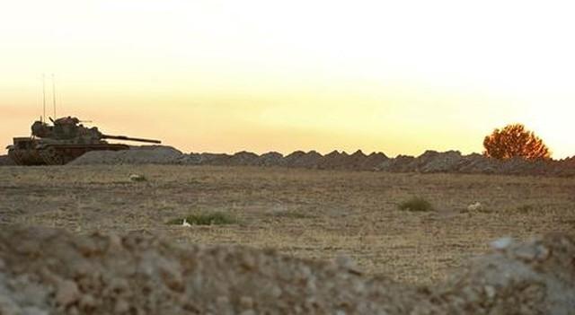 Sınırda hareketlilik! Türk uçakları YPG'yi vurdu!