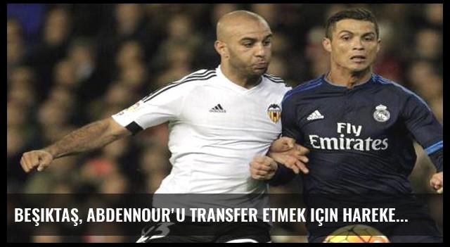 Beşiktaş, Abdennour'u transfer etmek için harekete geçti