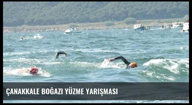 Çanakkale Boğazı Yüzme Yarışması