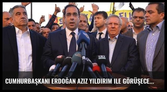 Cumhurbaşkanı Erdoğan Aziz Yıldırım ile görüşecek