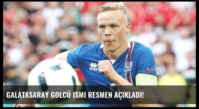 Galatasaray golcü ismi resmen açıkladı!
