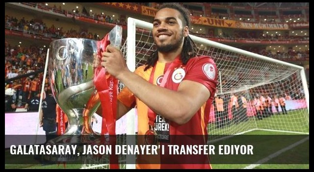 Galatasaray, Jason Denayer'i transfer ediyor