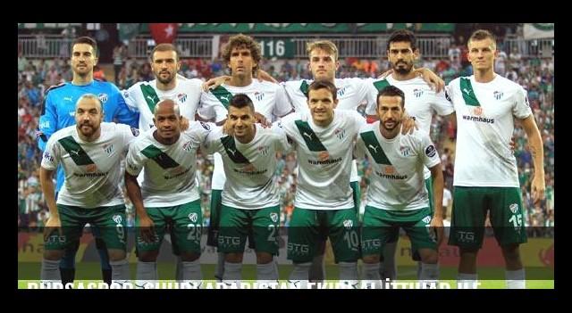 Bursaspor, Suudi Arabistan ekibi Al İttihad ile hazırlık maçı yapacak