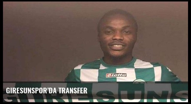 Giresunspor'da transfer