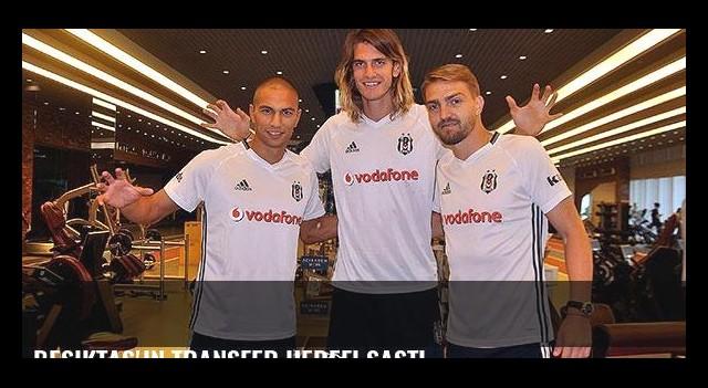 Beşiktaş'ın transfer hedefi şaştı