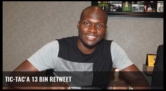 Tic-Tac'a 13 Bin Retweet
