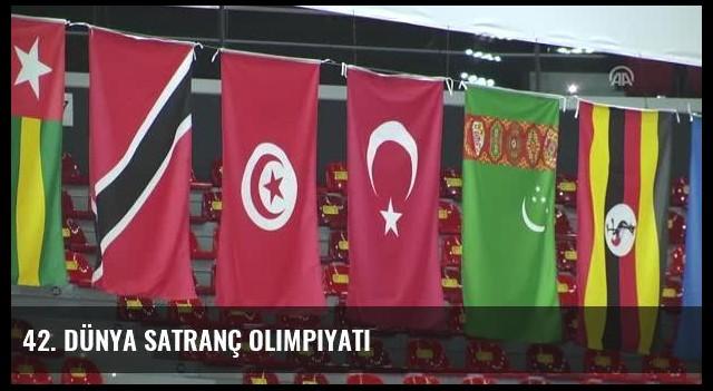 42. Dünya Satranç Olimpiyatı