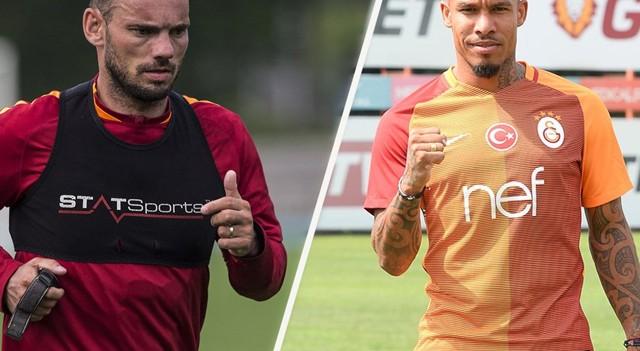 Wesley Sneijder'den De Jong için övgü!
