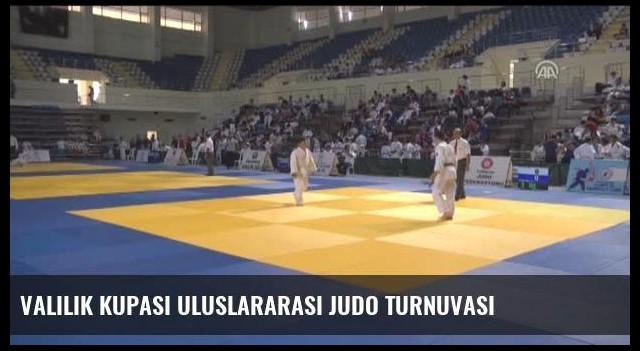 Valilik Kupası Uluslararası Judo Turnuvası