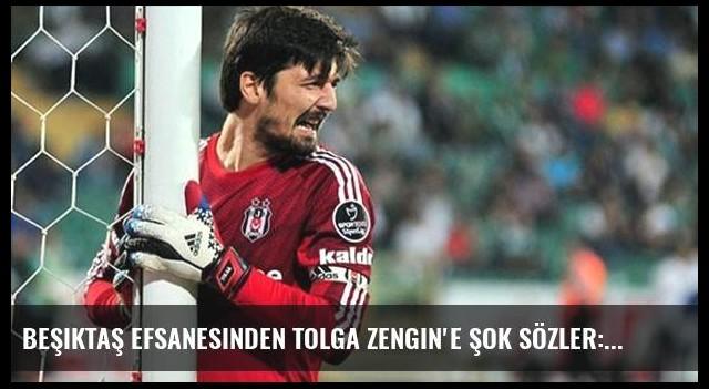 Beşiktaş efsanesinden Tolga Zengin'e şok sözler: Kaptanlığı hak etmiyor