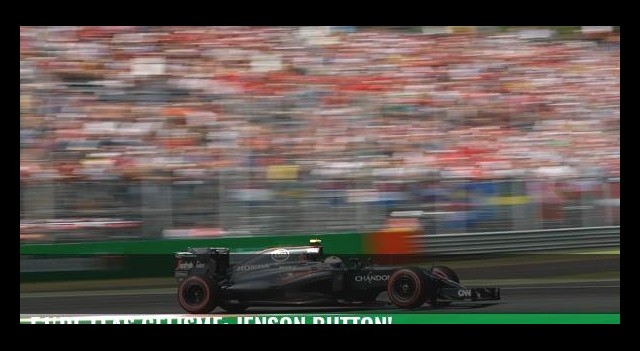 F1'de flaş gelişme: Jenson Button!