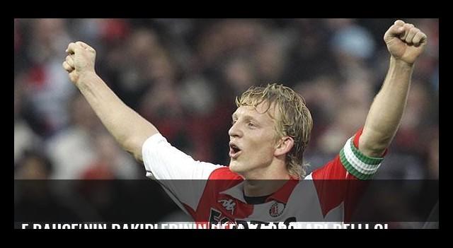 F.Bahçe'nin rakiplerinin UEFA kadroları belli oldu!
