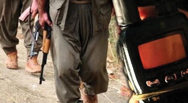 Terör örgütü PKK'da panik havası hakim