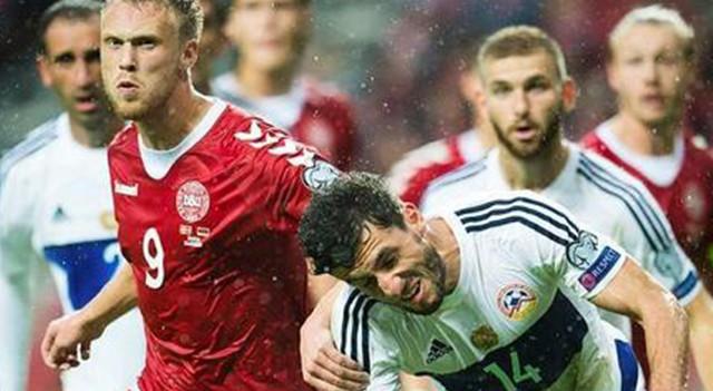 Beşiktaşlı oyuncu milli maçta sakatlandı!