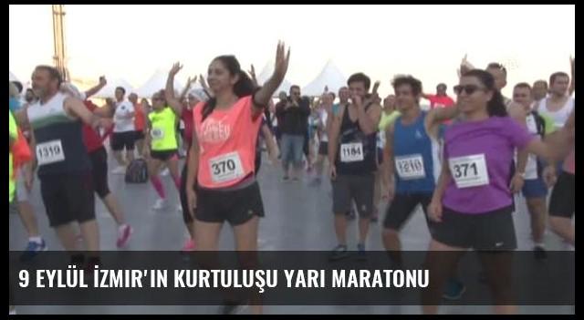 9 Eylül İzmir'in Kurtuluşu Yarı Maratonu