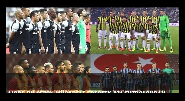 Ligde bu sezon mücadele edecetk 471 futbolcudan sadece 145'i Türkiye doğumlu